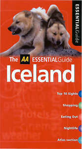 Essential Iceland (AA Essential), Stonehouse, Ann, Very Good Book