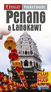 Penang and Langkawi Insight Pocket Guide Very Good Condition Book  ISBN 97898 - Rossendale, United Kingdom - Penang and Langkawi Insight Pocket Guide Very Good Condition Book  ISBN 97898 - Rossendale, United Kingdom