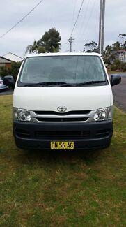 2008 Toyota Hiace Van/Minivan