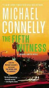 The Fifth Witness by Connelly, Michael 9781455567430 -Paperback