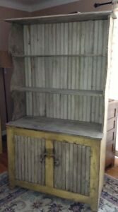 Newly rebuilt antique hutch for sale London Ontario image 1