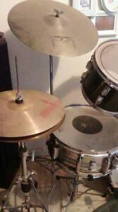 Pearl Drum Set - Black One Tree Hill Playford Area Preview