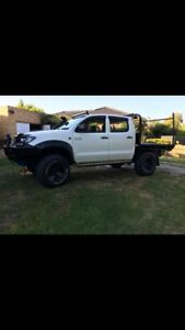 2009 dual cab turbo diesel hilux Bentleigh East Glen Eira Area Preview