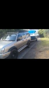 Nissan Navara Ute 4x4 8 months rego Forresters Beach Gosford Area Preview