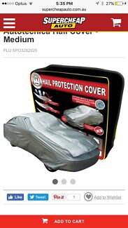 Hail car protection cover