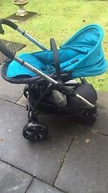 Icandy Strawberry 2 Pushchair