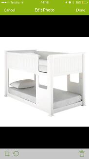 King bunk bed purchase from domain - Morgan bunk