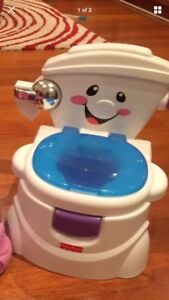 Fisher price musical potty Doncaster Manningham Area Preview