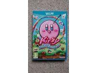 Wii U game.
