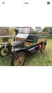 1915 T model Ford original built for Australia