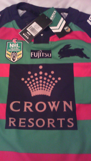 2017 South Sydney Rabbitohs Home Jersey brand new w all tags on