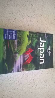Lonely planet guide to Japan 12th edition