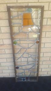Leadlight window in wooden frame Mitchelton Brisbane North West Preview
