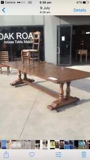 Dinning Tables Oak (For Quick Response  )