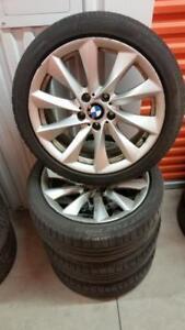 (H26) Pneus Hiver - Winter Tires 225-45-18 Pirelli RunFlat