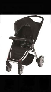 Steelcraft Agile Plus Pram - Brand new in box Elimbah Caboolture Area Preview