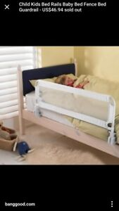 Kids bed rail Palmyra Melville Area Preview