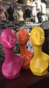 head, display head, mannequin head, wig display, barber, hair dresser display, wigs,scarf display,hat display, displays