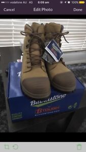 BLUNDSTONE 992 LACE UP/ZIP WORK BOOTS BRAND NEW WITH TAGS - AUS/UK 11 Bundoora Banyule Area Preview
