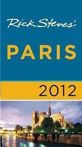 Rick Steves' Paris 2012-ExLibrary