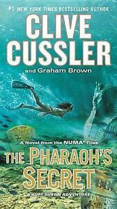 The Pharaoh's Secret by Cussler, Clive -Paperback