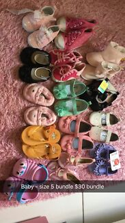 Baby - Size 5 Girls Shoes
