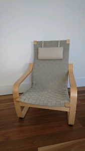 Ikea poang armchair -LIMITED EDITION Jens Risom inspired Leichhardt Leichhardt Area Preview