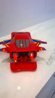 Disney Cars Interactive Lightning McQueen Hawk