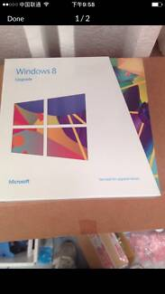 New Windows 8 and 80GB 3.5inch HDD