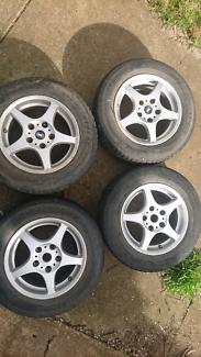 Commodore Wheels
