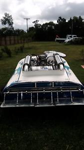 Speed boat Koah Tablelands Preview