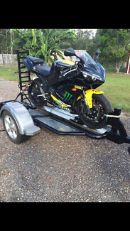 Motorbike trailer Gymea Sutherland Area Preview