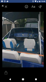14.5 ft swiftcraft ski boat URGENT NEED GONE AS HAVE NO ROOM.
