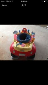 Kids activity car Bayview Darwin City Preview