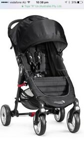 Baby jogger City mini 4 wheels Kuraby Brisbane South West Preview
