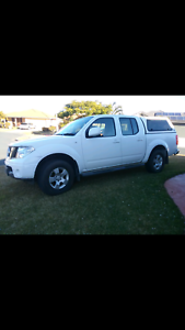 Nissan Navara ST D40 4x4 2011 Tuncurry Great Lakes Area Preview