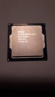I5 4440 quad core 1150