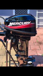2014 mercury 15hp Broadbeach Waters Gold Coast City Preview
