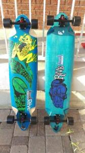 BRAND NEW LONGBOARD SPECIAL - 75.00