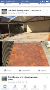BRICKPAVING CHEAP RATES CROSSOVERS ETC Ellenbrook Swan Area Preview