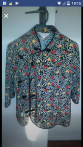 Beautiful asain style cotton jacket Geebung Brisbane North East Preview