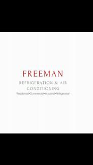 Freeman refrigeration and air conditioning
