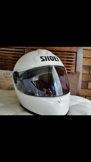 Shoei helmet XXS