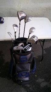 Set de golf Adams golf 50$