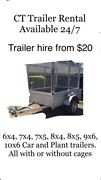 Trailer hire from $30 a day Goodna Ipswich City Preview