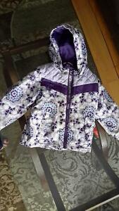 Toddlers girl 2 t winter coat