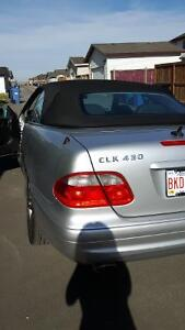 Selling my convertible Mercedes-Benz