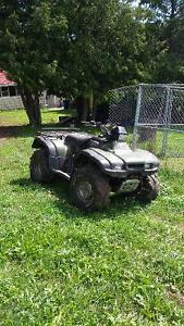 Honda foreman 450 -for PARTS - as is.