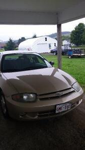 2004 Chevrolet Cavalier OBO