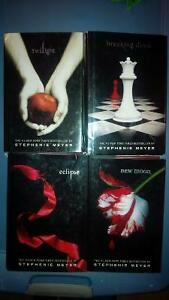 Twilight series hard cover books London Ontario image 1